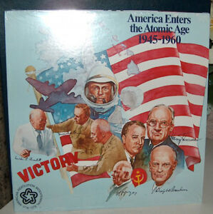 History of the United States 12 Vinyl Record Set London Ontario image 2