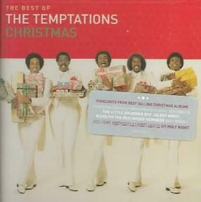 Best of the Temptations Christmas by Temptations (Motown) (The) (The Temptations The Best Of The Temptations Christmas)
