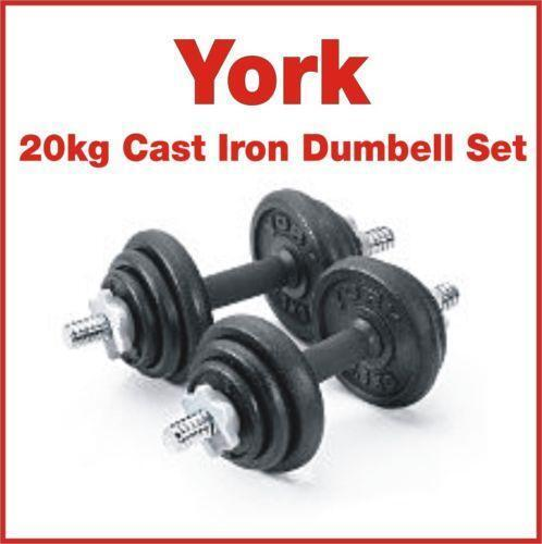 York Free Weights