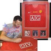 Ryan Giggs Signed