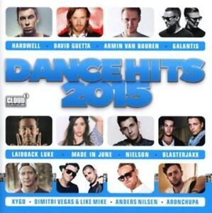 Various - Dance Hits 2015 - CD