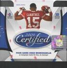 Rookie Box Football Trading Cards Season 2009