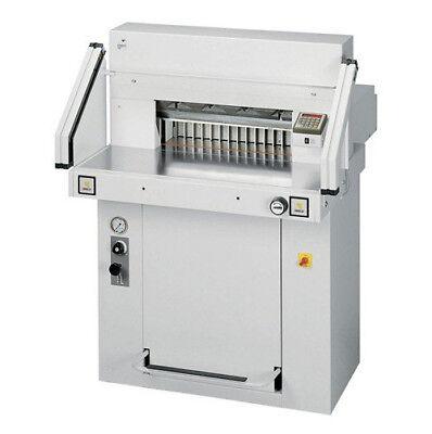 Mbm Triumph 5551-06 Ep 21-12 Inch Hydraulic Fully Automatic Paper Cutter