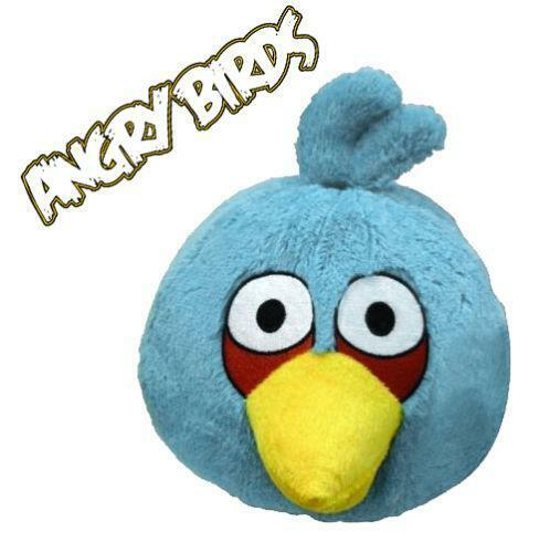 Red angry bird soft toy ebay - Angry birds toys ebay ...