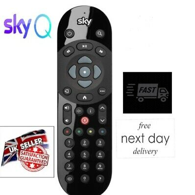 SKY Q REMOTE DELIVERED NEXT DAY INFRARED TV NON TOUCH