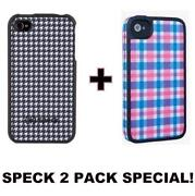 Speck iPhone 4 Case Black and White