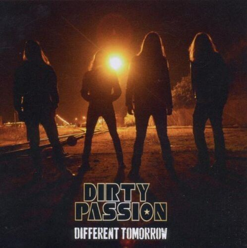 Dirty Passion - Different Tomorrow [New CD]