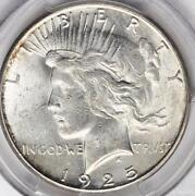 1925 Morgan Silver Dollar