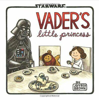 Vader's Little Princess: (Star Wars Kids Book, Star Wars Ch... by Brown, Jeffrey