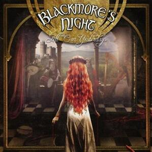 CD Blackmore's Night All Our Yasterdays