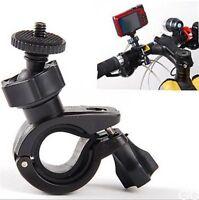 Bike, Motorcycle ski pole Handlebar Mount GoPro or any camera