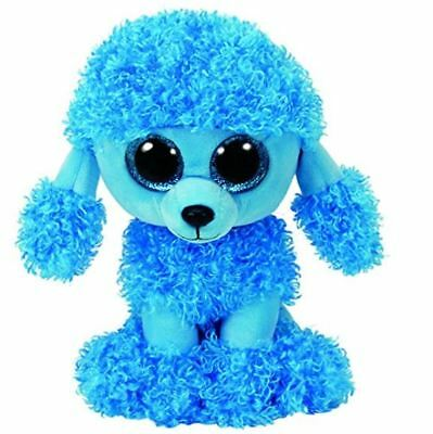 Ty Beanie Babies Boos   6   Mandy The Blue Poodle Boo