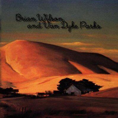 Brian Wilson Van Dyke Parks (BRIAN WILSON & VAN DYKE PARKS Orange Crate Art 1995 CD SEALED OOP 90s Beach Boys )