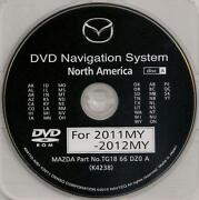 Mazda RX8 DVD