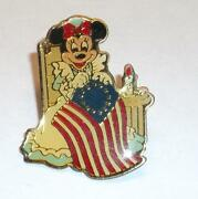 Disney Pins Minnie Mouse