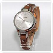 Womens Fossil Watch Stainless Steel