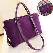 Women's Satchel Handbag Shoulder Bag