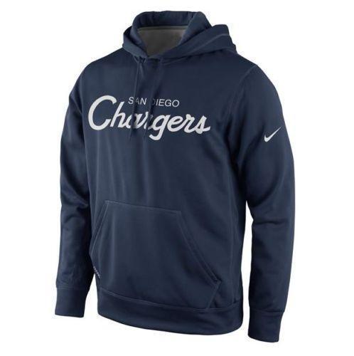 San Diego Chargers Hoodie Ebay