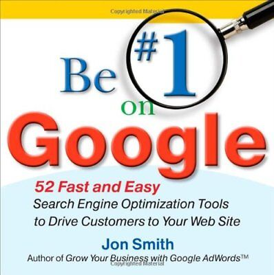 Be  1 On Google  52 Fast And Easy Search Engine Op