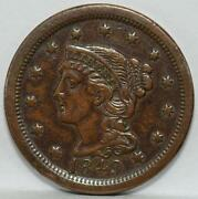 1849 Penny