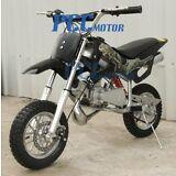 49cc 2-Stroke GAS Motor Mini Pocket Dirt Bike for KIDS Free S/H BLACK I DB49A
