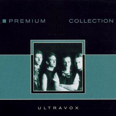 Ultravox | CD | Premium gold collection (18 tracks, 1996, EMI) comprar usado  Enviando para Brazil