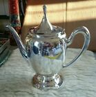Antique Silver Coffee Pots