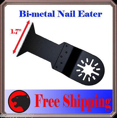 Nail Eater Wide Oscillating Multi Tool Saw Blade Rockwell Hyperlock Makita Ryobi