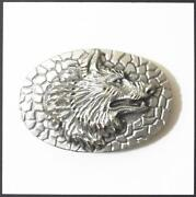 Wolf Money Clip