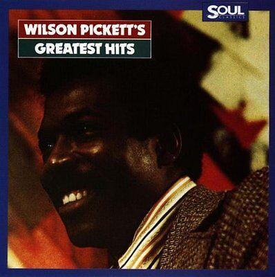 Купить Wilson Pickett - Greatest Hits [New CD]