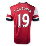 Arsenal Cazorla