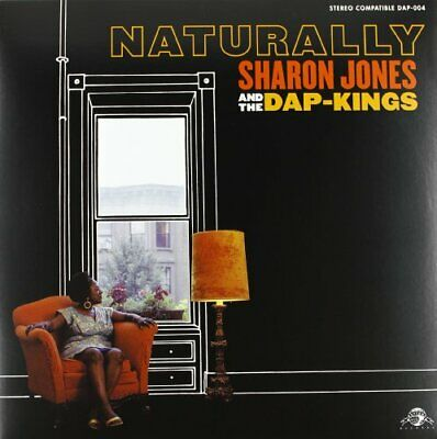 Usado, NATURALLY - JONES SHARON AND THE DAP KINGS segunda mano  Embacar hacia Spain