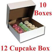 Cupcake Boxes Holds 12