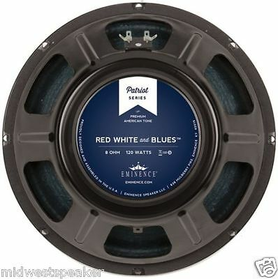 Eminence RED WHITE & BLUES 12