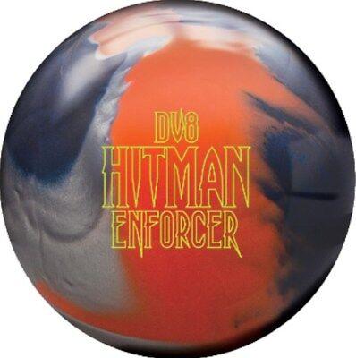 15lb DV8 Hitman Enforcer Bowling Ball