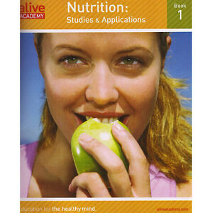NUTRITION STUDIES & APPLICATIONS DIET & HEALTH (ALIVE ACADEMY)