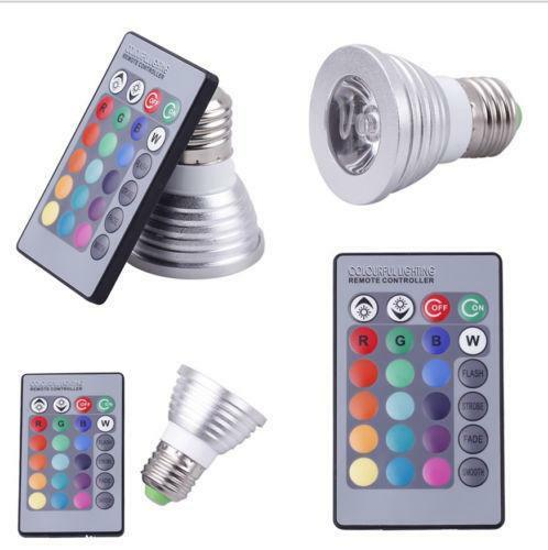 Magic Lighting Led Light Bulb Ebay