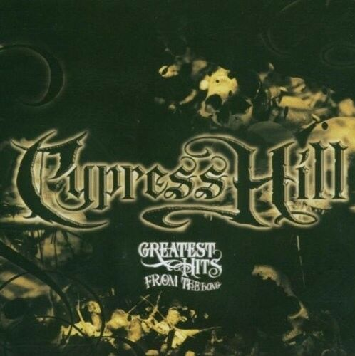 Cypress Hill - Greatest Hits from the Bong [New CD] Holland - Import
