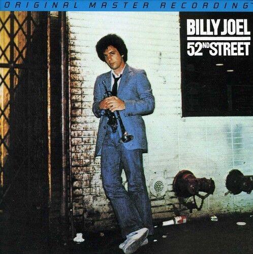 Billy Joel - 52nd Street [New SACD] Hybrid SACD