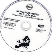 SAT Nav Updates