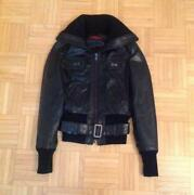 Review Lederjacke