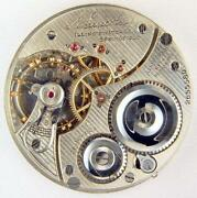 Illinois Railroad Pocket Watch