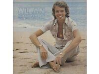 Allan Stewart-Allan Stewart vinyl album record PAGE1 RAMPAGE 1977.