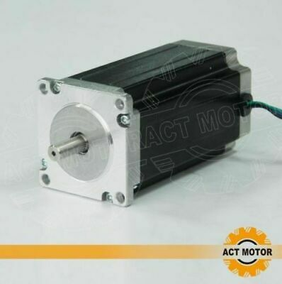 1PCS Nema23 Stepper Motor 23HS2442 1.8° Schrittmotor 4.2A 112mm 3Nm  ACT MOTOR