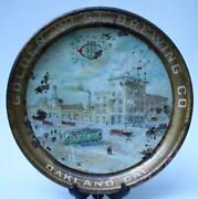 Antique Advertising Tray