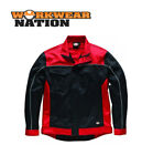Red Industrial Protective Jackets