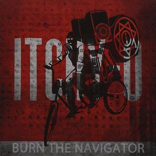 Itchy-O - Burn the Navigator [New CD]