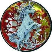 Ceramic Unicorn