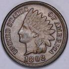 1892 Indian Head Penny