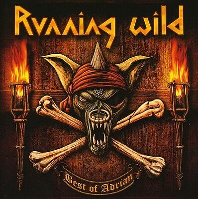 Running Wild - Best of Adrian [New CD] Germany -
